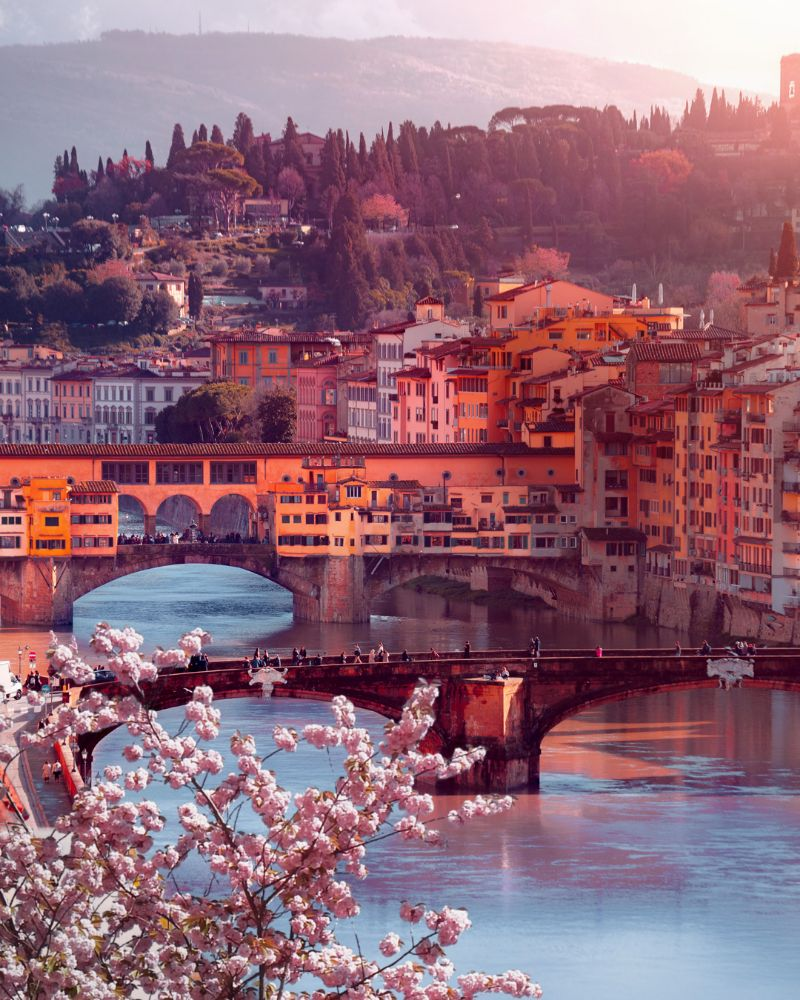 Spring-in-Florence