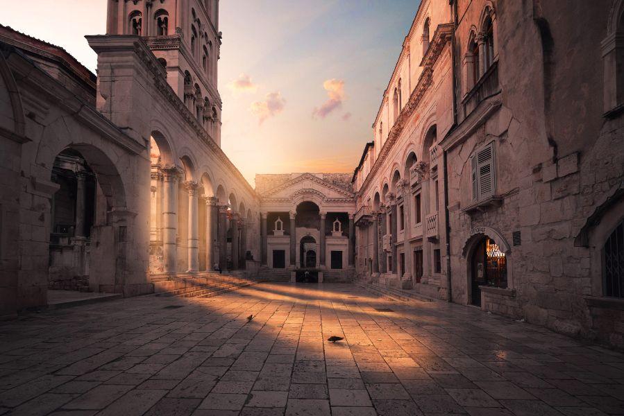 Spalato,-Croazia